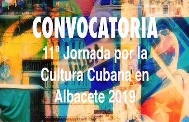Convocatoria artística para interesados en participar en la 11ª Jornada Cultural Cubana 2019