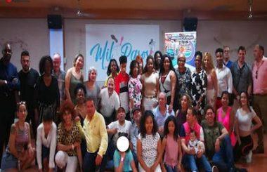 El IX Encuentro de Cubanos y Amigos de Cuba de Albacete, fue Especial y cargado de momentos de Cubanía.