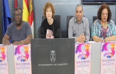 La VIII Feria de las Culturas Ciudad de Albacete 2019 será una Gran Fiesta de la Diversidad Cultural.