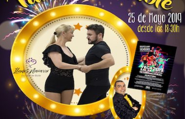 """El Chachachá será el ritmo protagonista en el """"Tardeo Bailable"""" del 25 de Mayo en la Sala Awenn."""