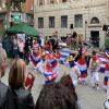 Este 20 de Octubre en la Plaza de la Constitución, se clausuró la 11ª Jornada Cultural Cubana en Albacete 2019.