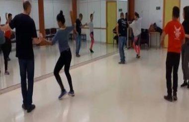 """Comienza nuestra Cía. """"Los Guaracheros"""" nuevos montajes coreográficos con vista a sus futuras presentaciones."""