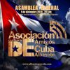 """El jueves 5 de diciembre será la Asamblea general de la Asoc. Cultural """"Amigos de Cuba"""" Albacete."""