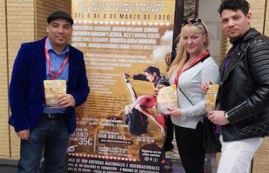 """Se promocionó en Fitur, la 11º edición del Encuentro Internacional de Salsa y ritmos latinos """"Albacete en Salsa 2020"""""""