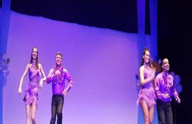 Participó nuestra Cía. Los Guaracheros en VIII Festival de Bailes Latinos benéfico en Villarrobledo.
