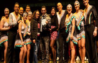 """Bien recibida la 1ª edición del Premio coreográfico """"Coliseo"""" el cual subió la calidad al Encuentro """"Albacete en Salsa"""""""