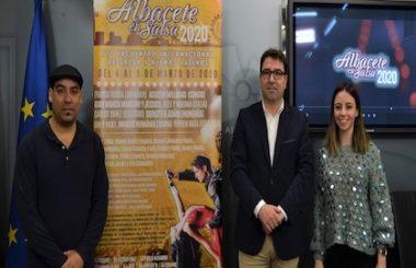 """Se presenta en Rueda de Prensa oficialmente el 11º Encuentro Internacional de Salsa y Ritmos Latinos """"Albacete en Salsa 2020"""""""
