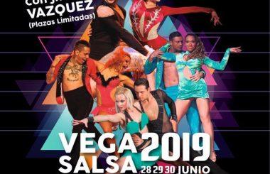 """Se presenta nuestra Cía. """"Los Guaracheros"""" este 29 de Junio, en el Congreso Vega Salsa Internacional 2019."""