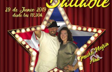 """El Sábado 29 de Junio en Sala Awenn vuelve a tener lugar un especial """"Tardeo Bailable"""" a lo Cubano, desde las 18:30h"""