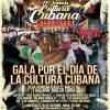 El 16 de Octubre el Auditorio Municipal de Albacete, acogerá la Gala homenaje por el Día de la Cultura Cubana.
