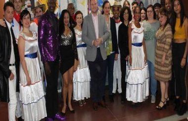 Emotiva y muy musical, fue la Gala por el Día de la Cultura Cubana en Albacete.